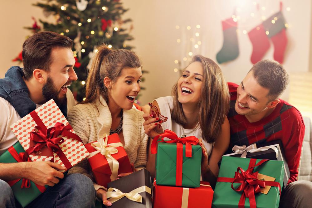 people christmas presents