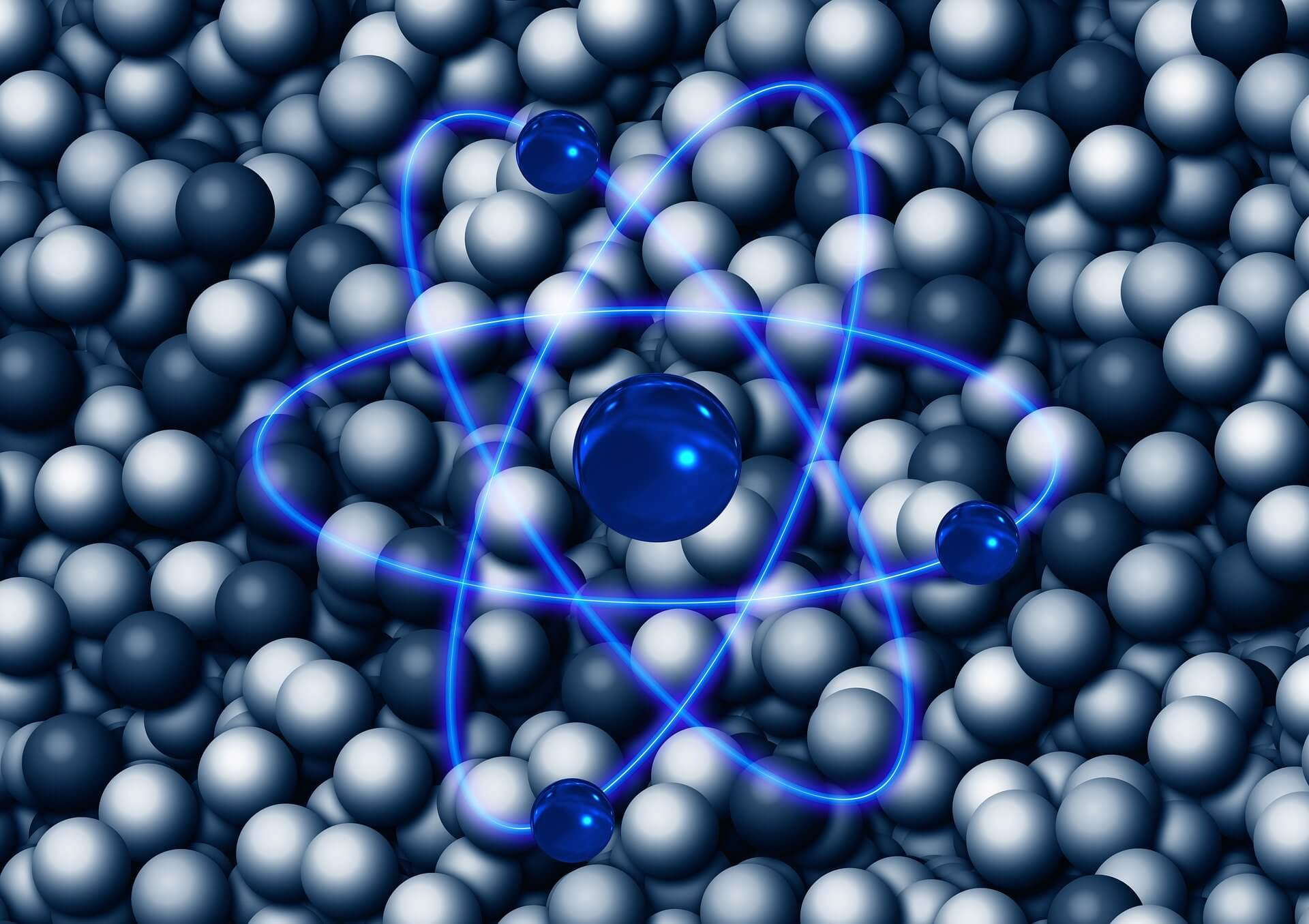 atoms - fine tuning of universe