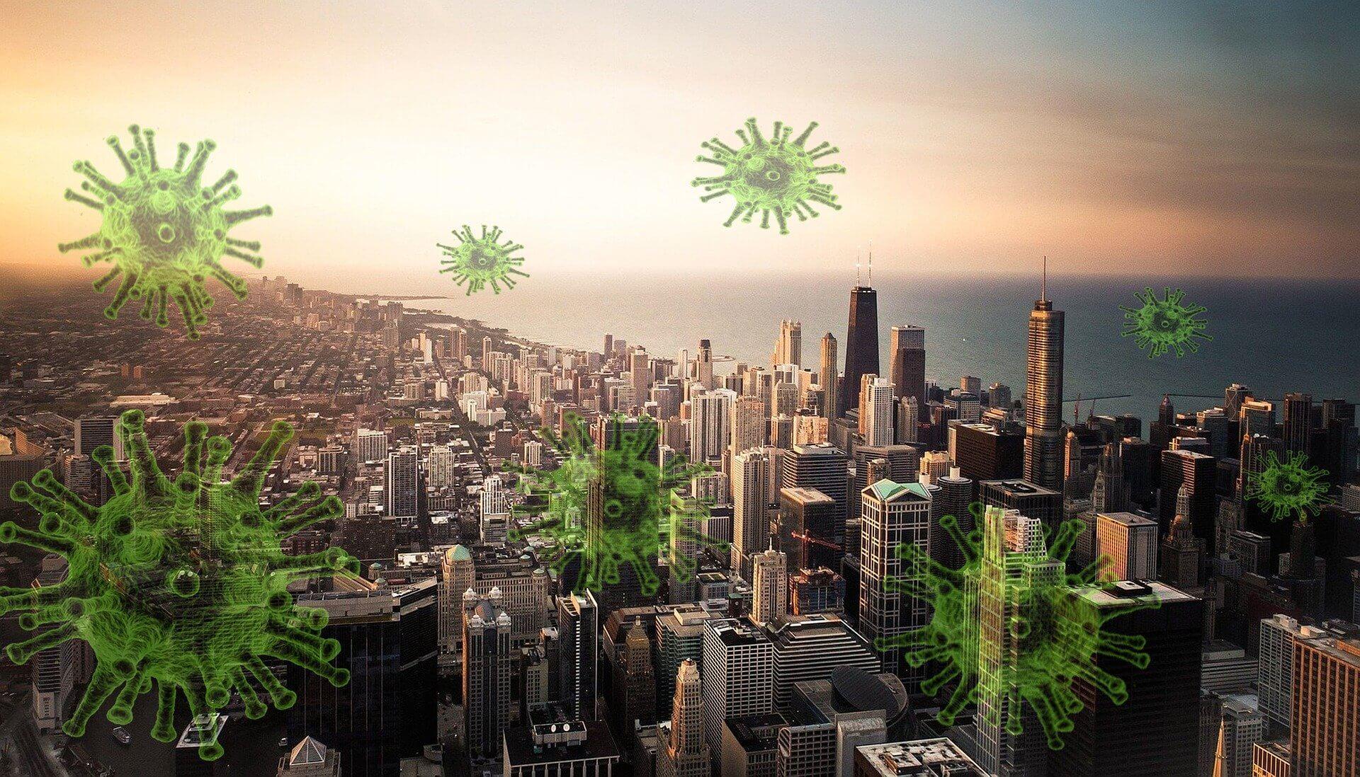coronavirus and who city lockdown