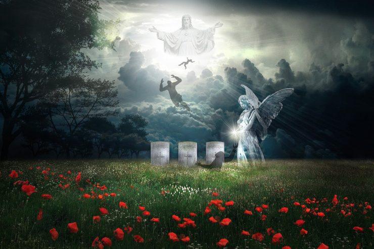 jesus teach soul immortality