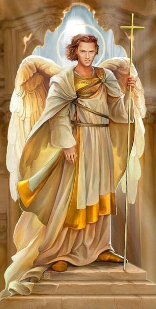 god crushes the lucifer rebellion in heaven